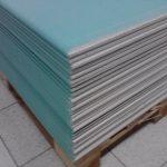 Budowa płyty gipsowo kartonowej