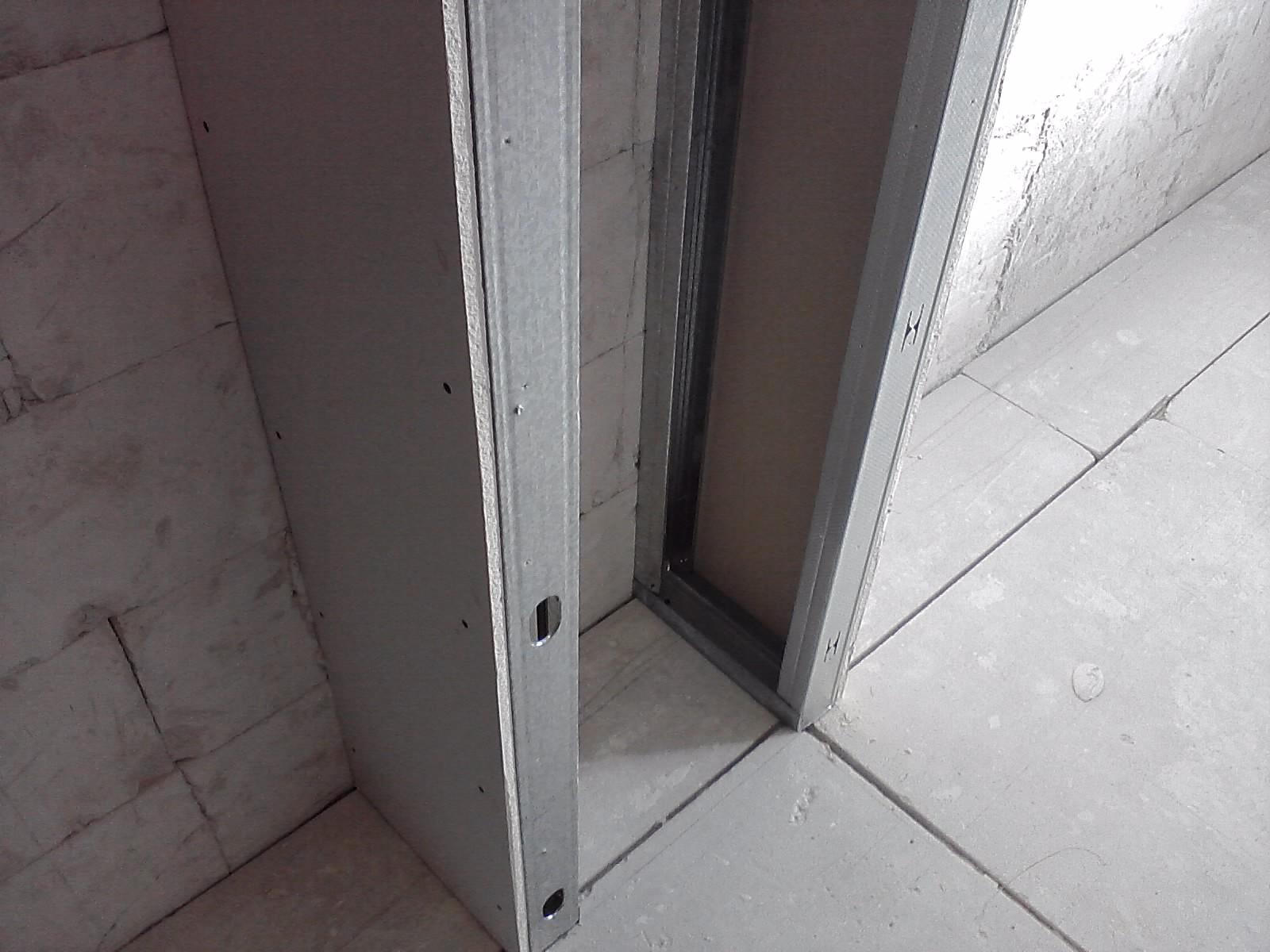 Как сделать двери в нише своими руками 93