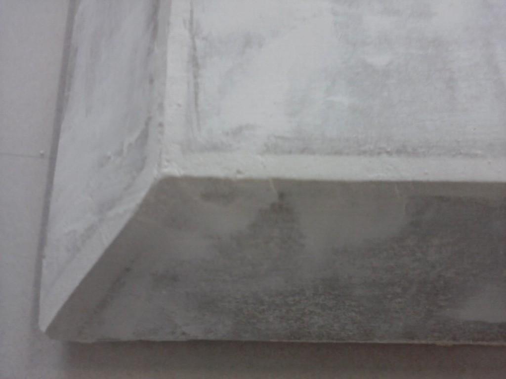 Ozdoba z płyty gipsowej na ścianę