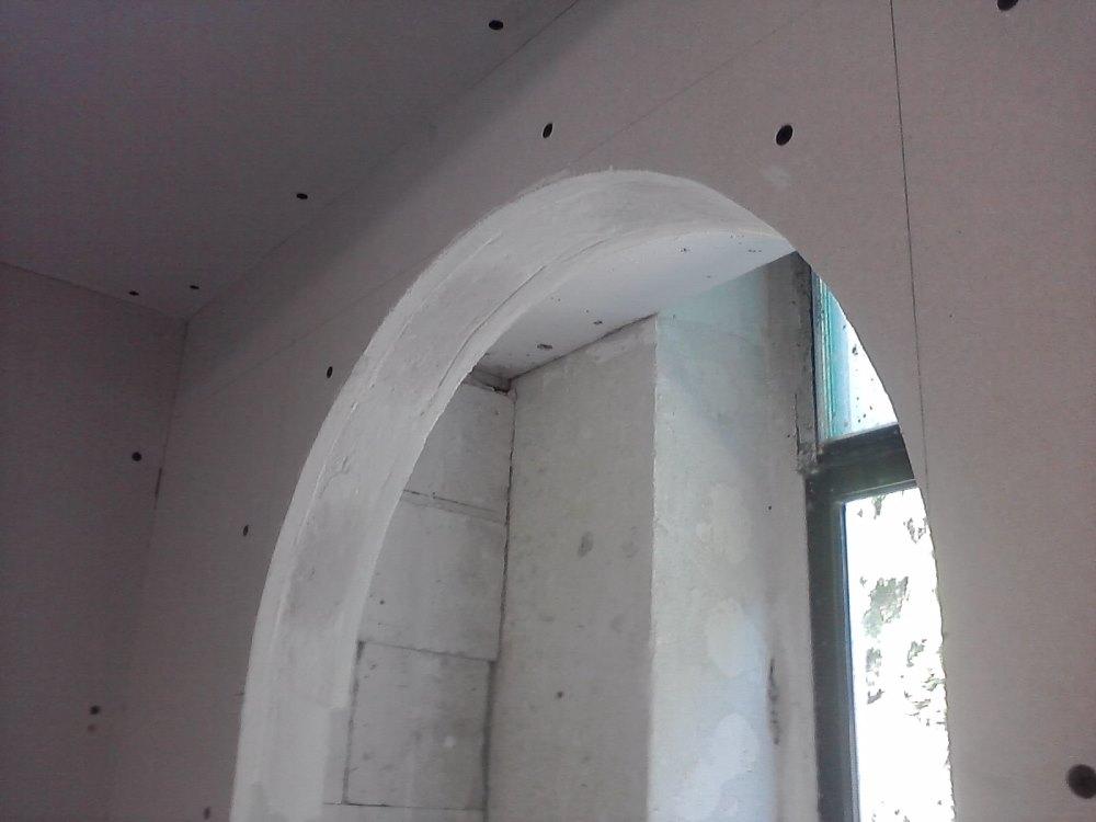 Konstrukcja pod łuk