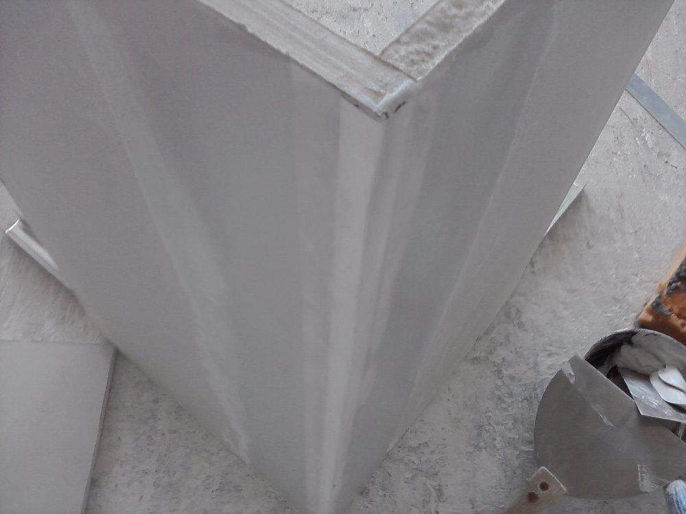 tasma naroznikowa z wkładka aluminiowa
