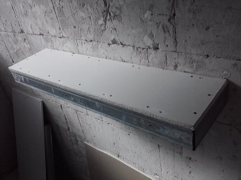 półka na ścianę - mała