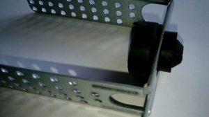 W pogoni za ciszą - podkadka gumowa pod wieszak